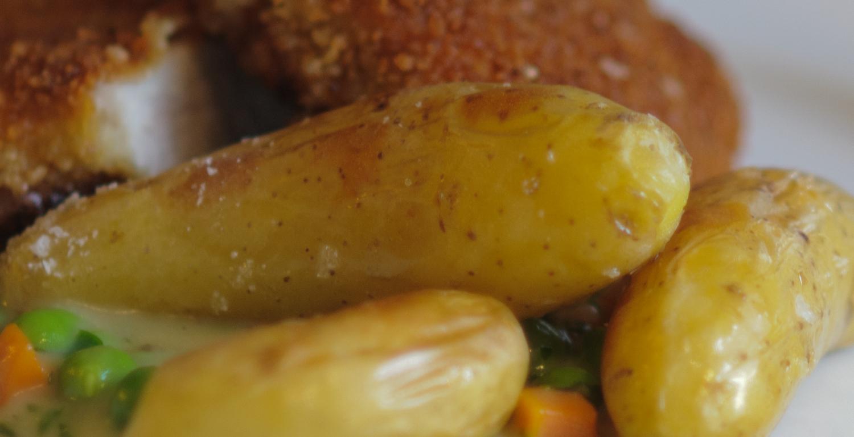kogte hvide asparges